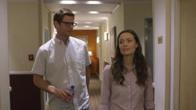 Will Ryan McPartlin resist Summer Glau's charm in Crackle's Sequestered