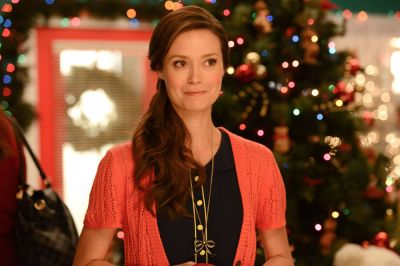Summer Glau as Christine Prancer in Hallmark's Christmas movie Help for the Holidays