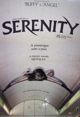 Serenity Movie Poster