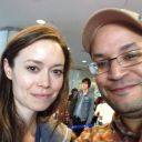 With Fans at Los Angeles airport - January 2014