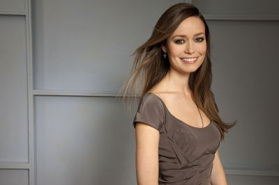 Summer Glau photographed by Jason O'Dell for TV Guide, January 13, 2011