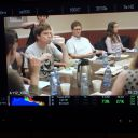 Behind the Scenes Images from Crackle's drama Sequestered