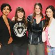 Summer Glau and Morena Baccarin at Supanova 2012