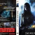 Custom made Serenity Cover art