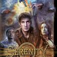 Serenity DVD by 11th hour art
