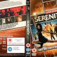 Serenity cover art HMV Exclusive limited edition DVD with comic book artwork