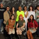 Firefly cast at Dallas Comic Con, May 16 - 18, 2014