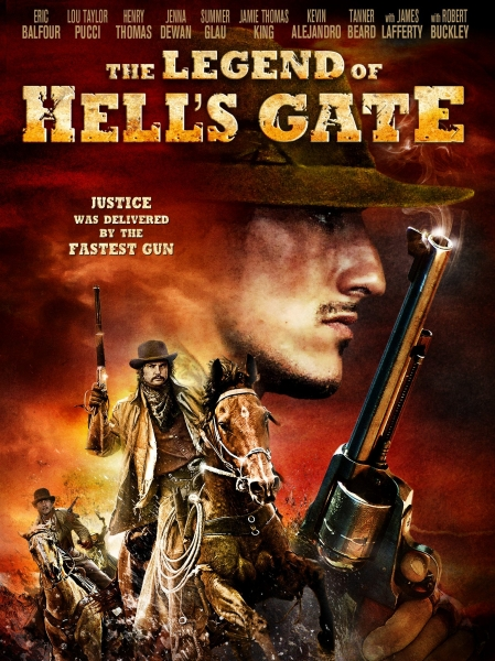 'The Legend of Hell's Gate', western movie starring Summer Glau