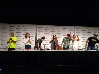 Recap of the Firefly Panel at Dallas Comic Con