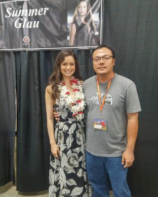 Fans share stories about meeting Summer at Comic Con Honolulu
