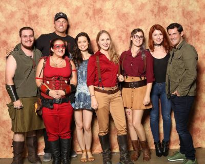 Find a crew, find a job, keep flying. #LBCC2016 #firefly #serenity #cosplay