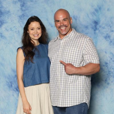 Thank you Summer Glau for the pic at the #montrealcomiccon! You look amazing and I love the Sarah Connor Chronicles!