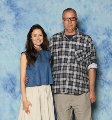 Fans share photos and stories of meeting Summer at Montreal Comiccon