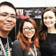 Images of Summer Glau at Comikaze 2015