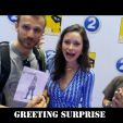 Surprise Greetings from Summer Glau at MEFCC