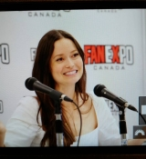 Images of Summer Glau from FAN EXPO Canada